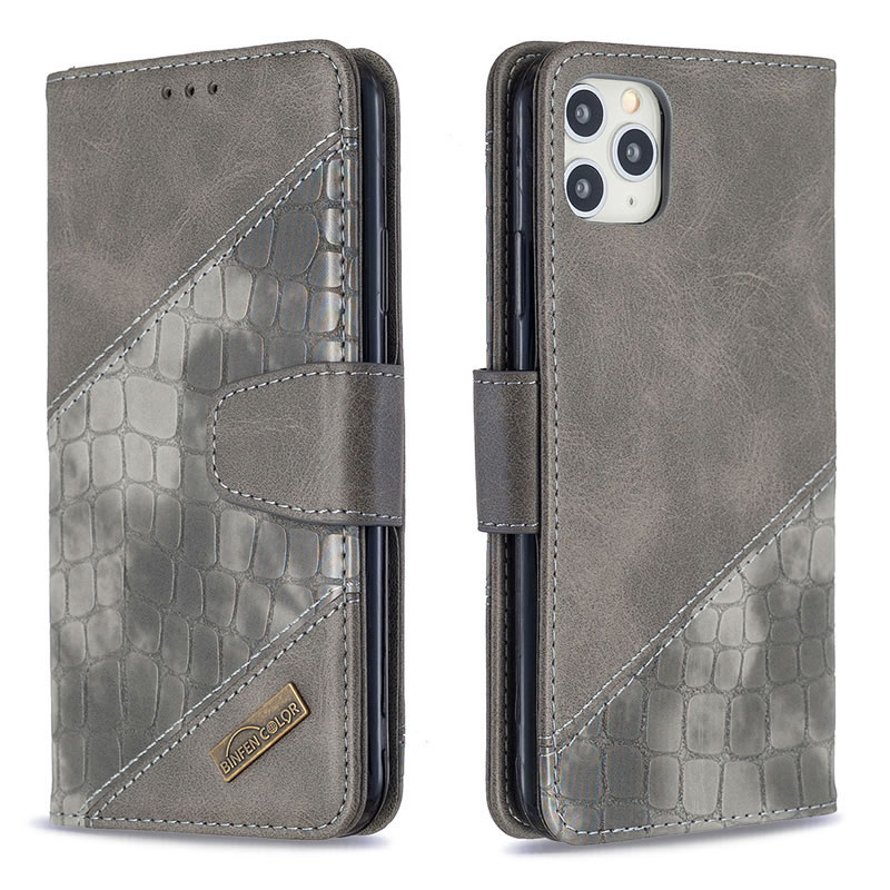 Binfen Color iPhone 11 Pro Max Leather Case