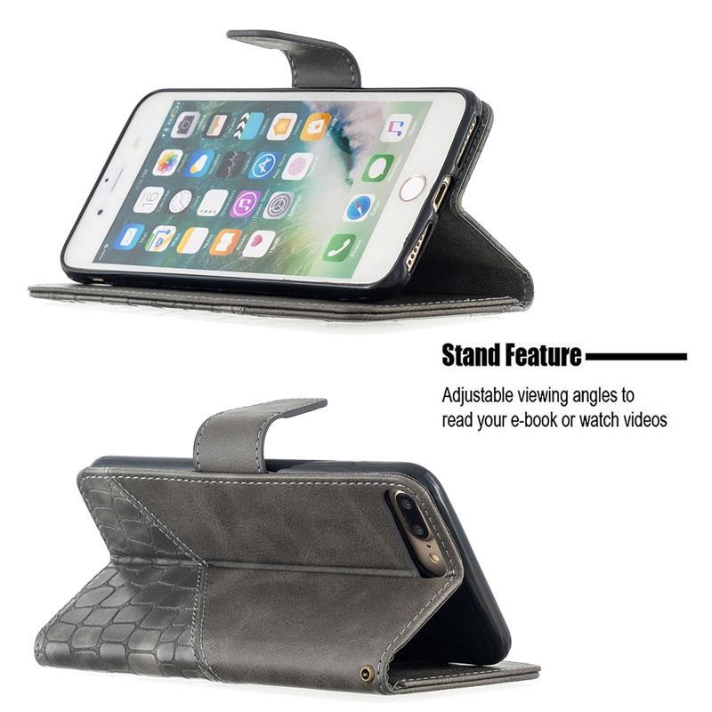 Binfen Color iPhone 7 Plus Leather Case