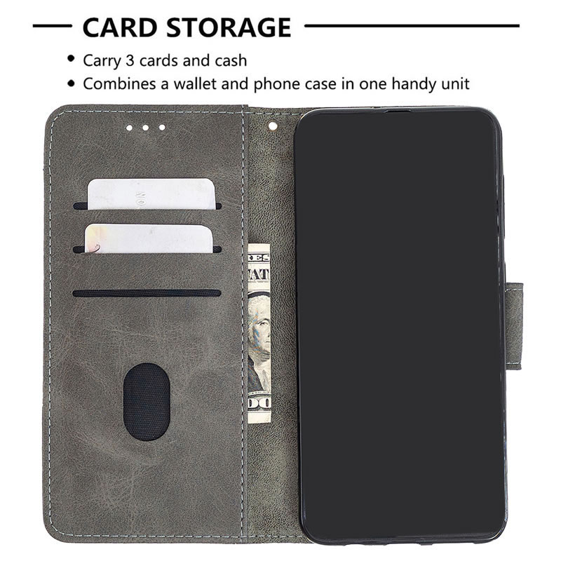 Binfen Color Samsung Galaxy A50 Leather Case