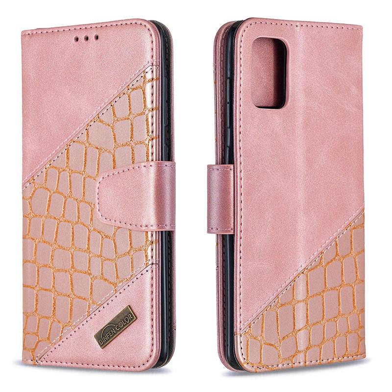 Binfen Color Samsung Galaxy A71 Leather Case