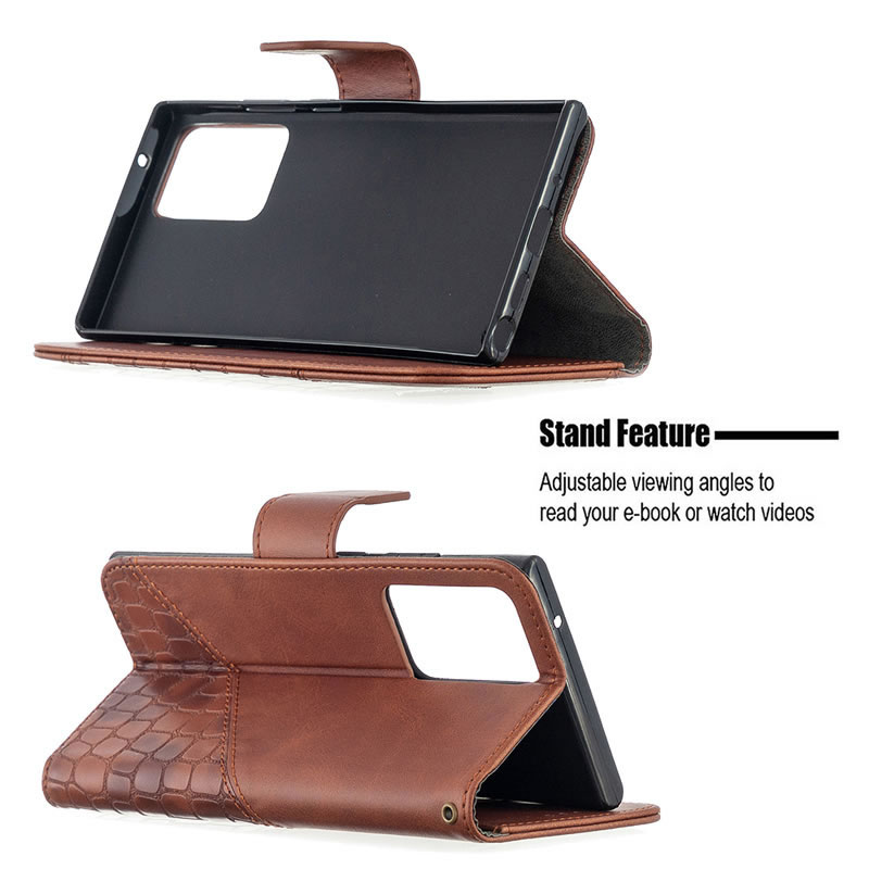 Binfen Color Samsung Galaxy Note 20 Ultra Leather Case