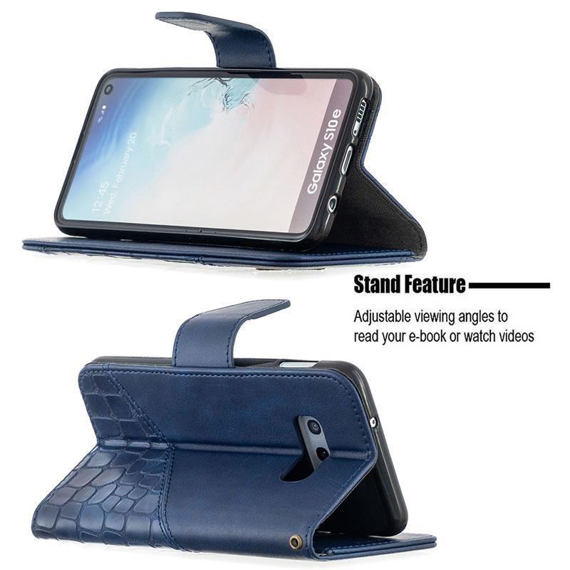Binfen Color Samsung Galaxy S10e Leather Case