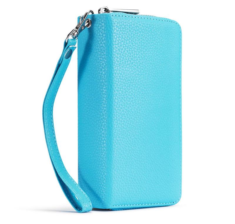 BRG iPhone 12 Pro Max Litchi Texture Wallet Case