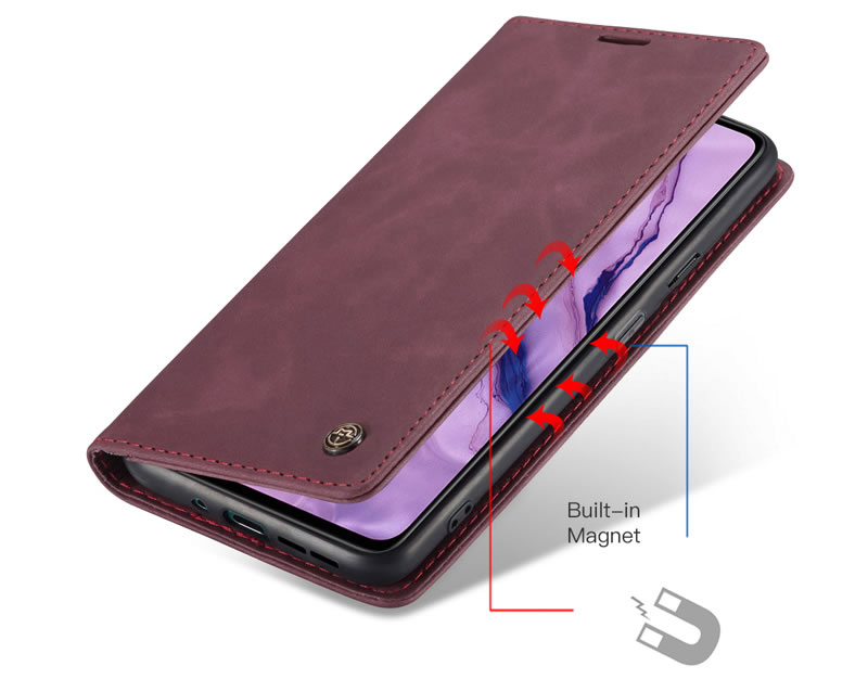 CaseMe OnePlus Nord Leather Wallet Case