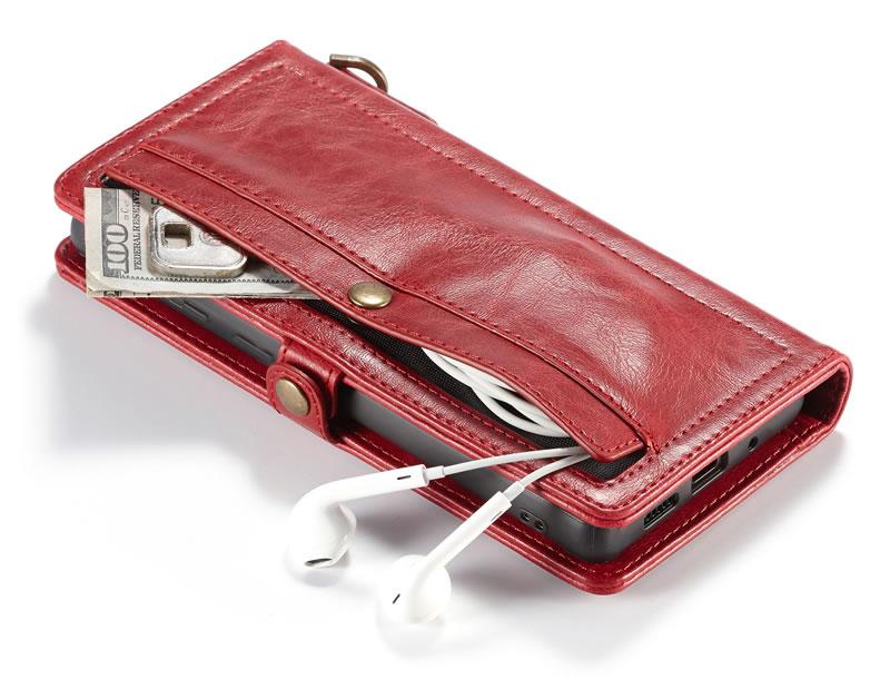 CaseMe Samsung Galaxy S20 Leather Wallet Case