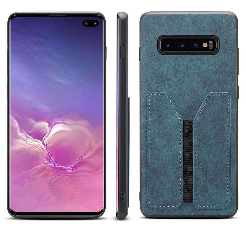 Denior Samsung Galaxy S10 Plus Wallet Case