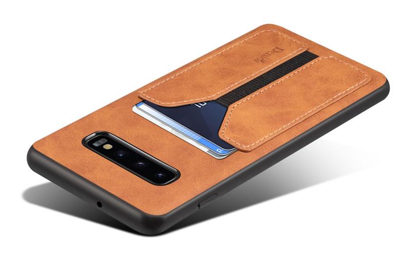 Denior Samsung Galaxy S10 Wallet Case