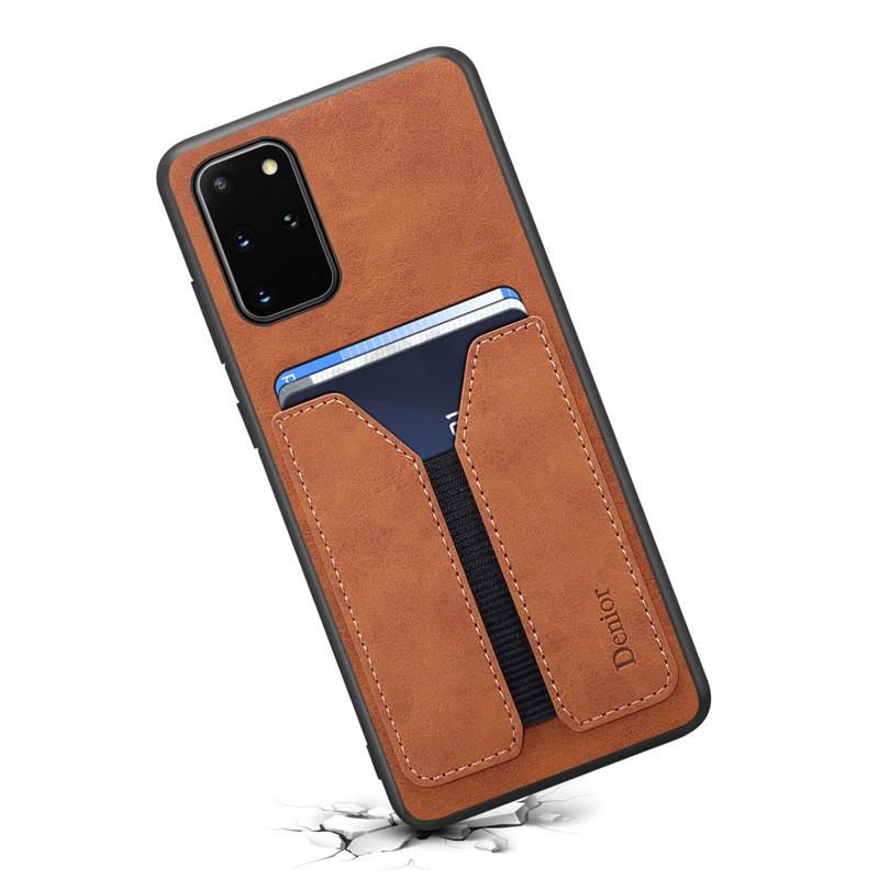 Denior Samsung Galaxy S20 Plus Wallet Case