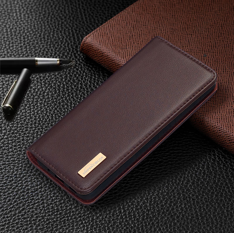 iPhone 11 Pro Leather Wallet Case