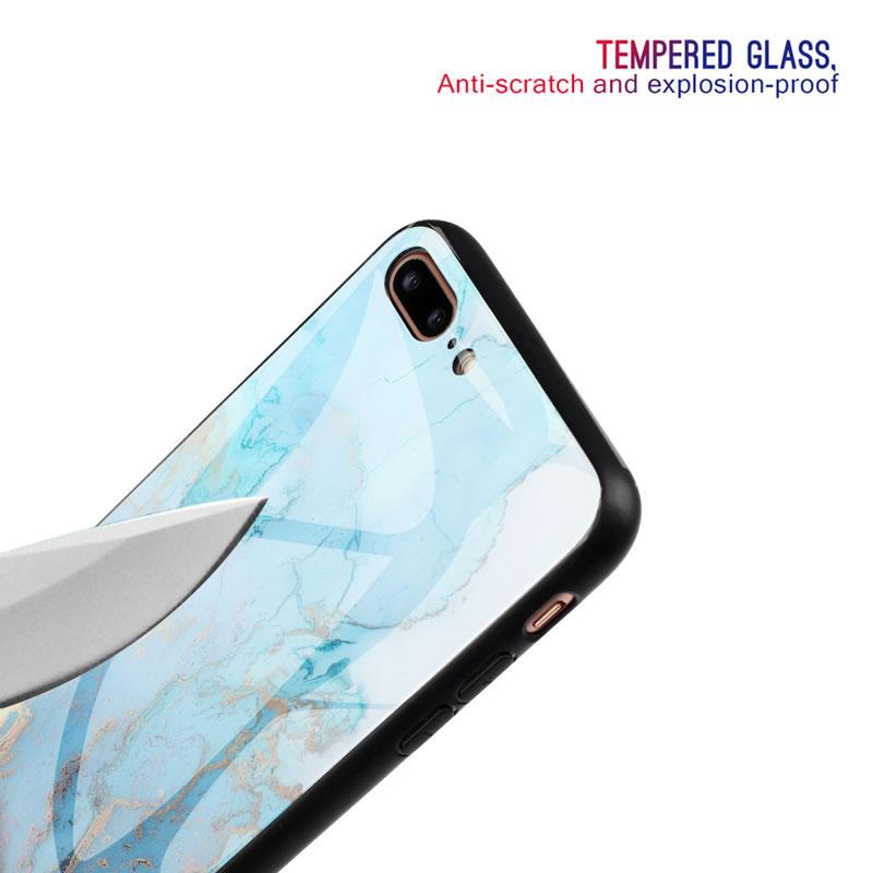 iPhone 8 Plus Marble Case