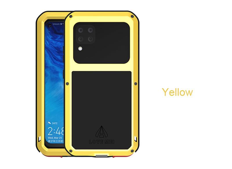 Love Mei Powerful Huawei P40 Lite Case