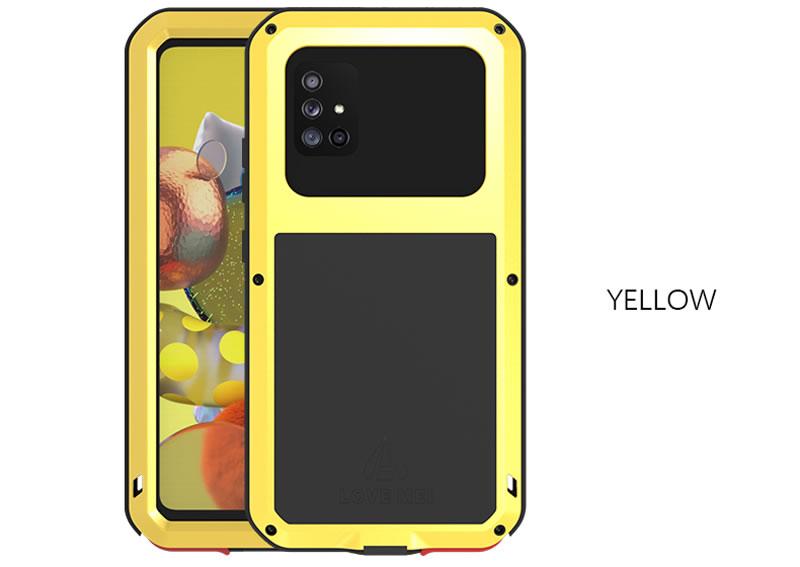 Love Mei Powerful Samsung Galaxy A51 5G Case