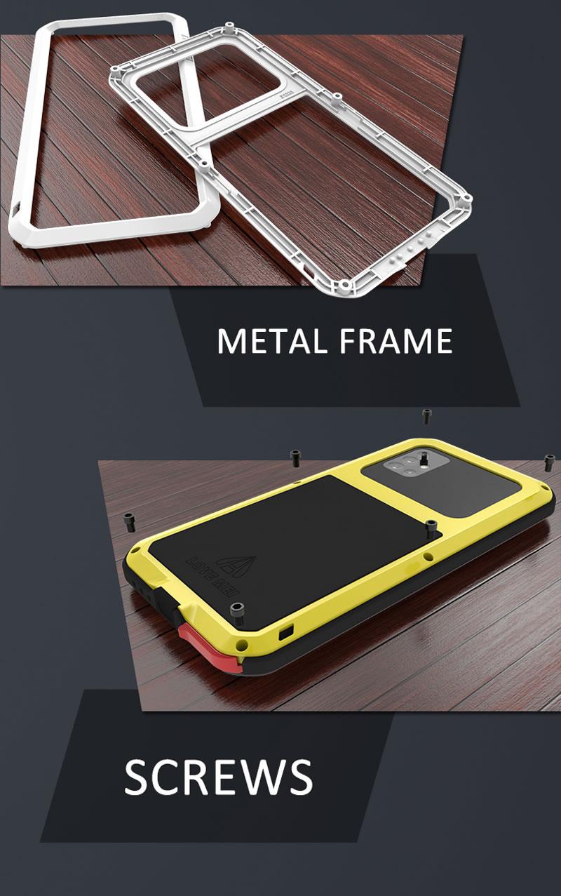Love Mei Powerful Samsung Galaxy A51 Case
