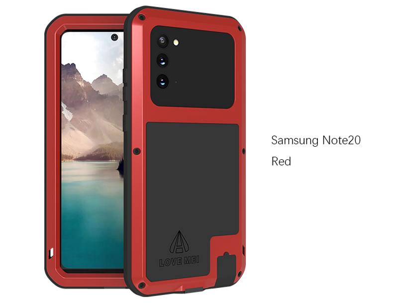 Love Mei Powerful Samsung Galaxy Note 20 Case