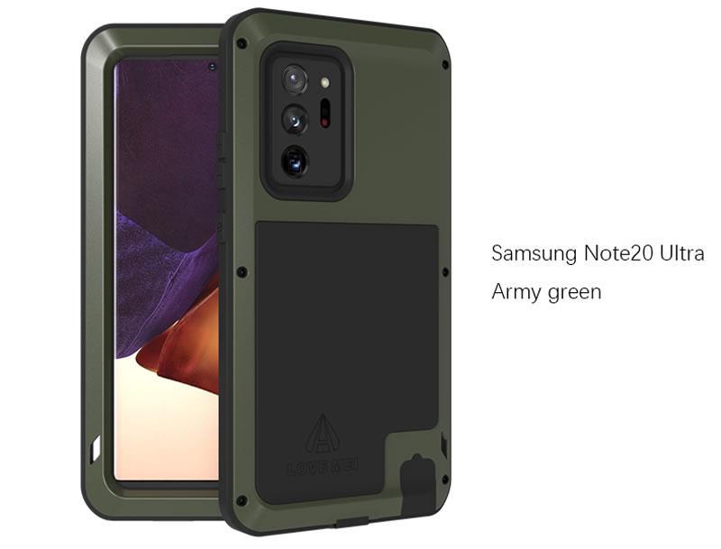 Love Mei Powerful Samsung Galaxy Note 20 Ultra Case