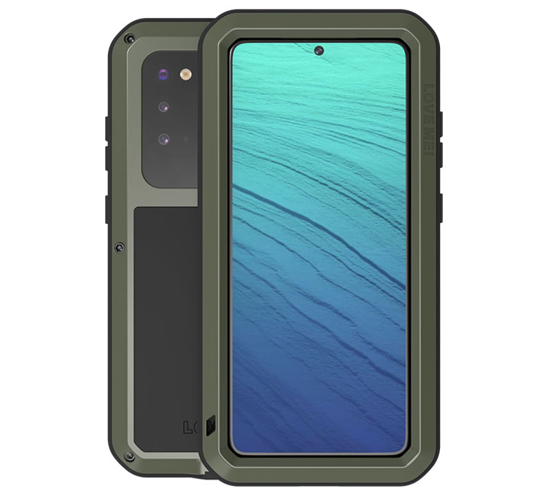 Love Mei Powerful Samsung Galaxy S20 Case