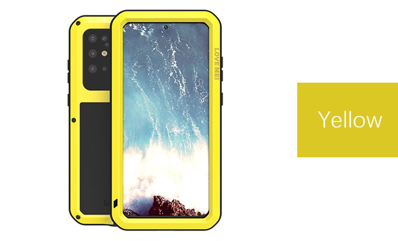Love Mei Powerful Samsung Galaxy S20 Plus Case