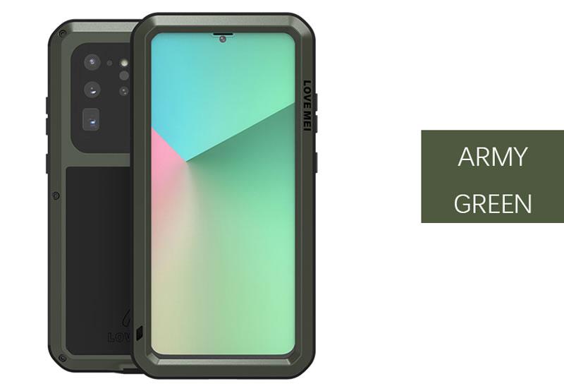 Love Mei Powerful Samsung Galaxy S20 Ultra Case