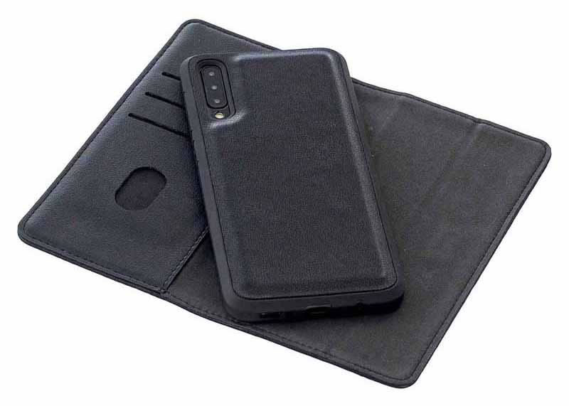 Samsung Galaxy A50 Leather Wallet Case