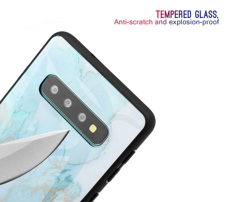 Samsung Galaxy S10 Marble Case