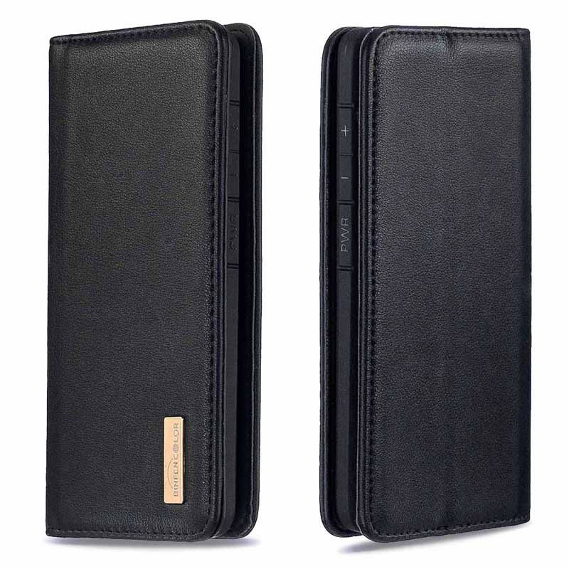Samsung Galaxy S20 Leather Wallet Case