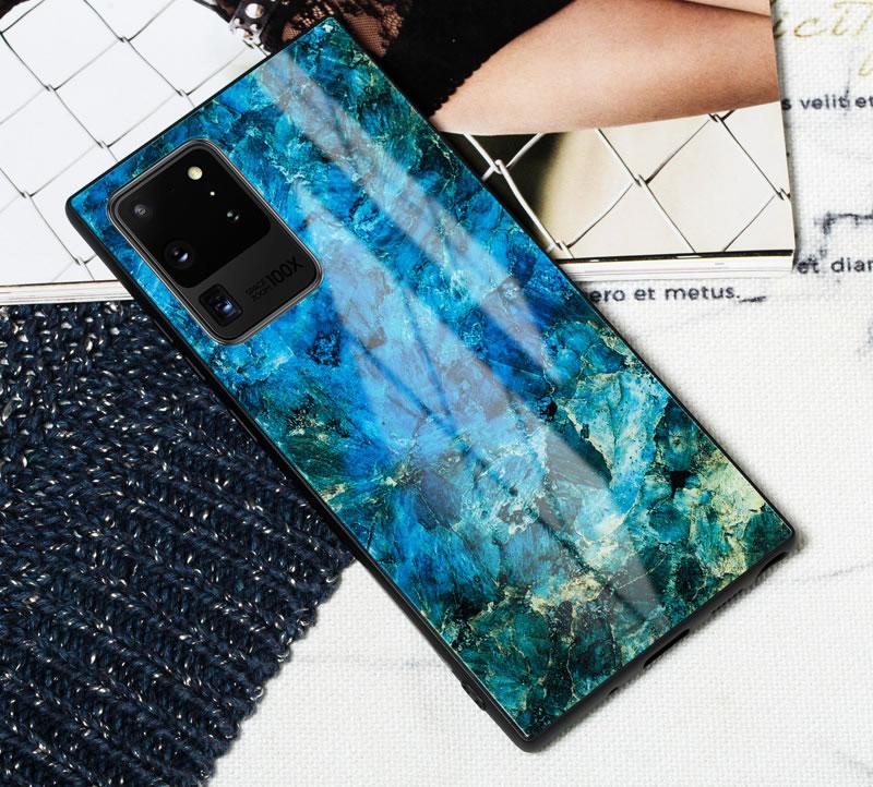 Samsung Galaxy S20 Ultra Marble Case