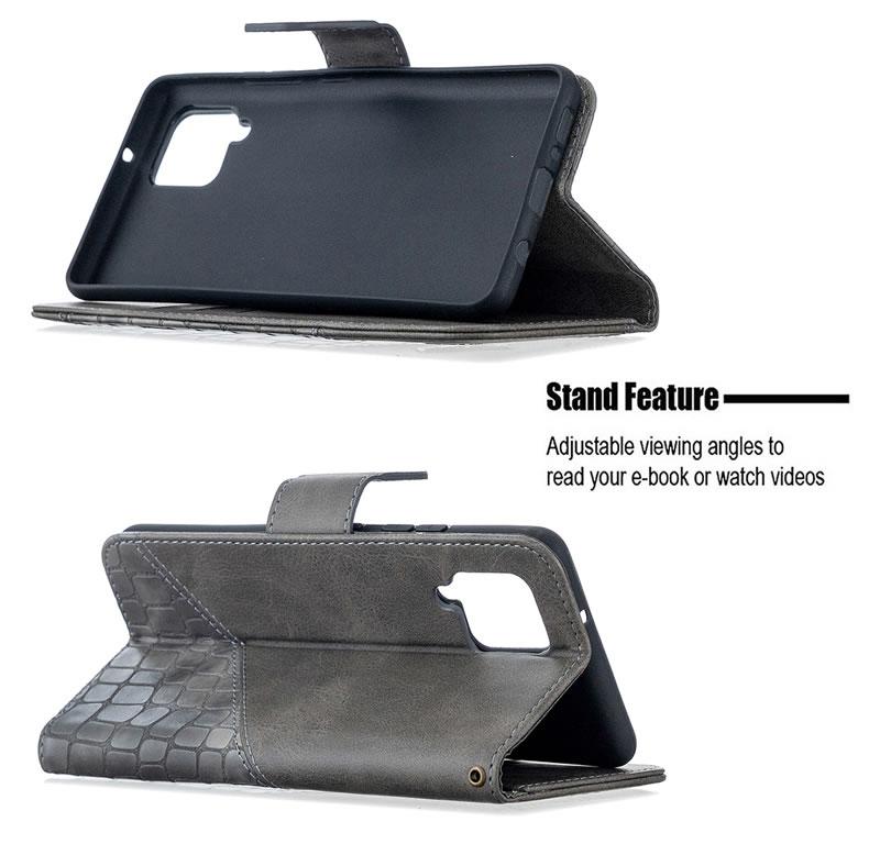 Binfen Color Samsung Galaxy A42 5G Leather Case