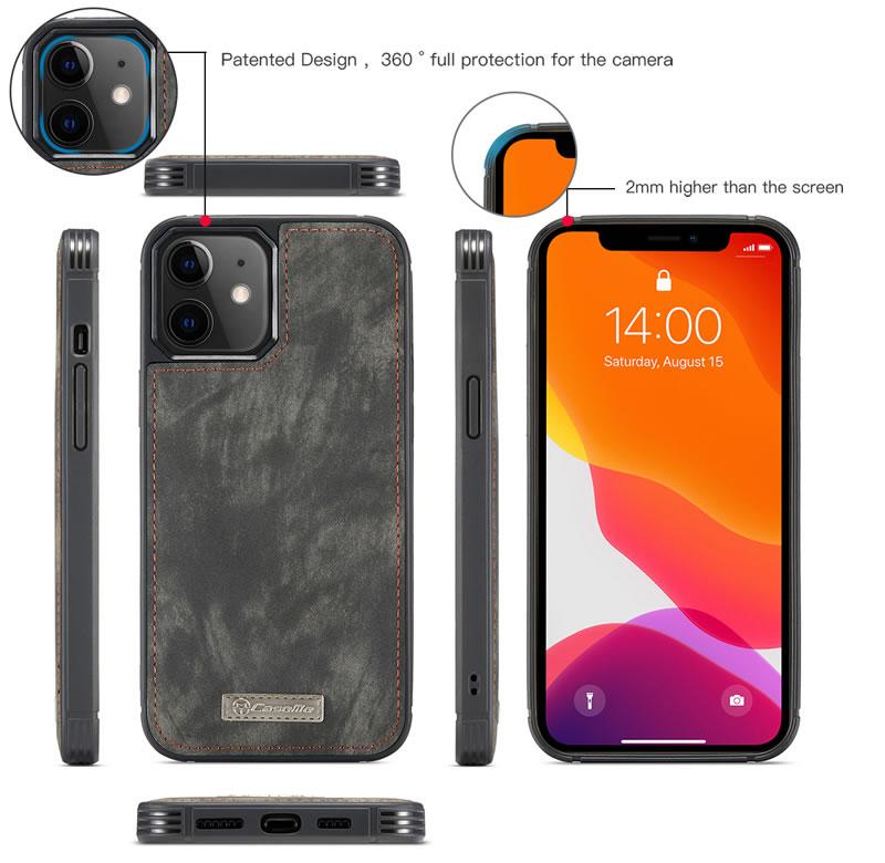 CaseMe iPhone 12 Wallet Case