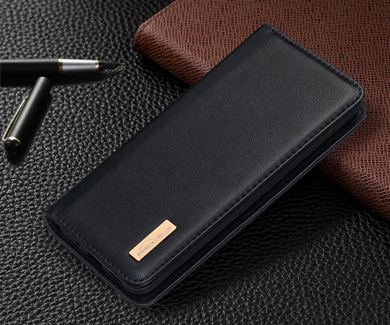 Samsung Galaxy Note 20 Leather Wallet Case