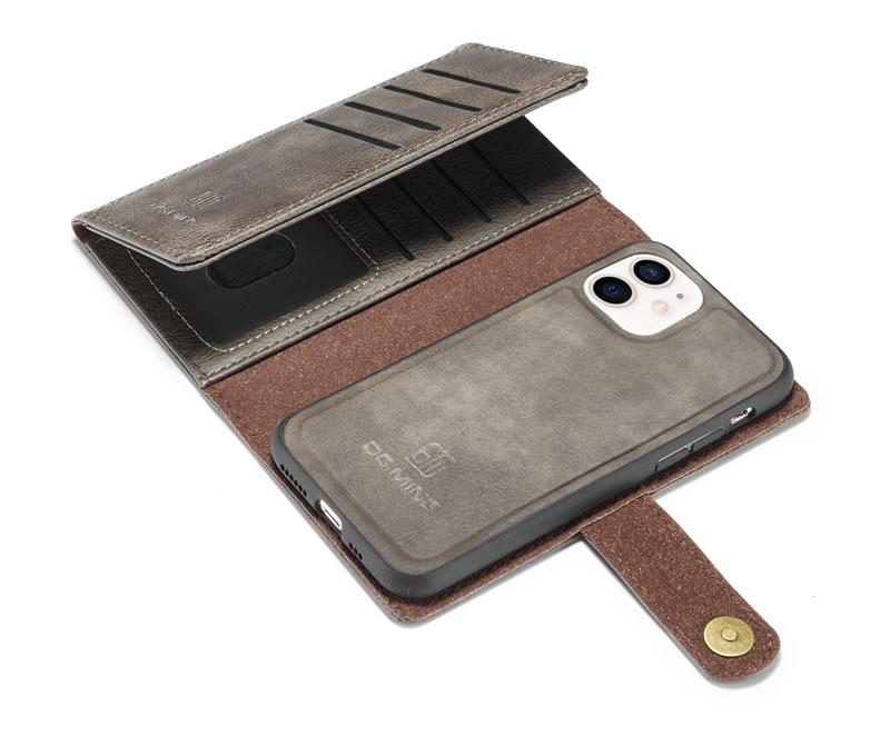 DG.MING iPhone 12 Wallet Case