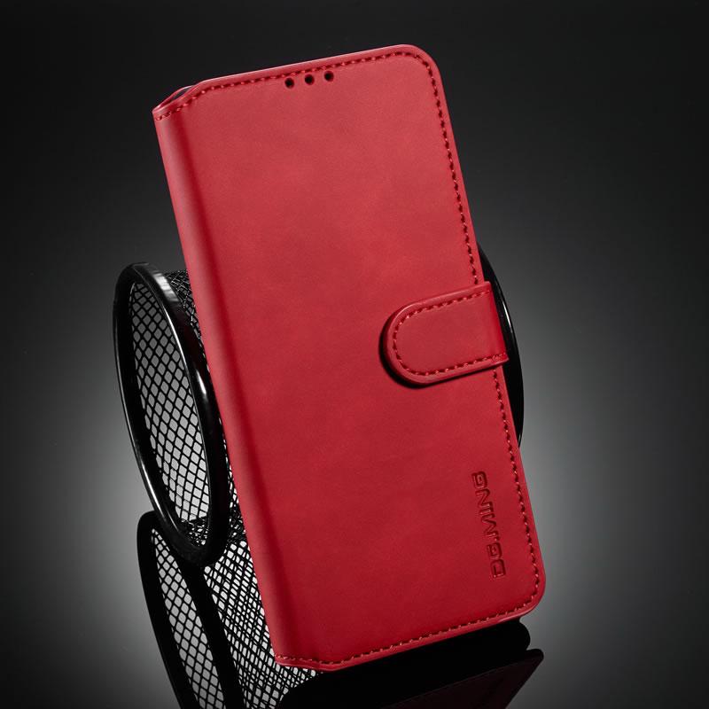 DG.MING Samsung Galaxy M51 Retro Case