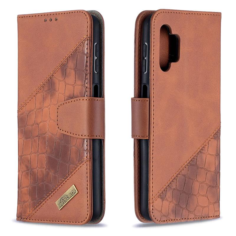 Binfen Color Samsung Galaxy A32 Leather Case