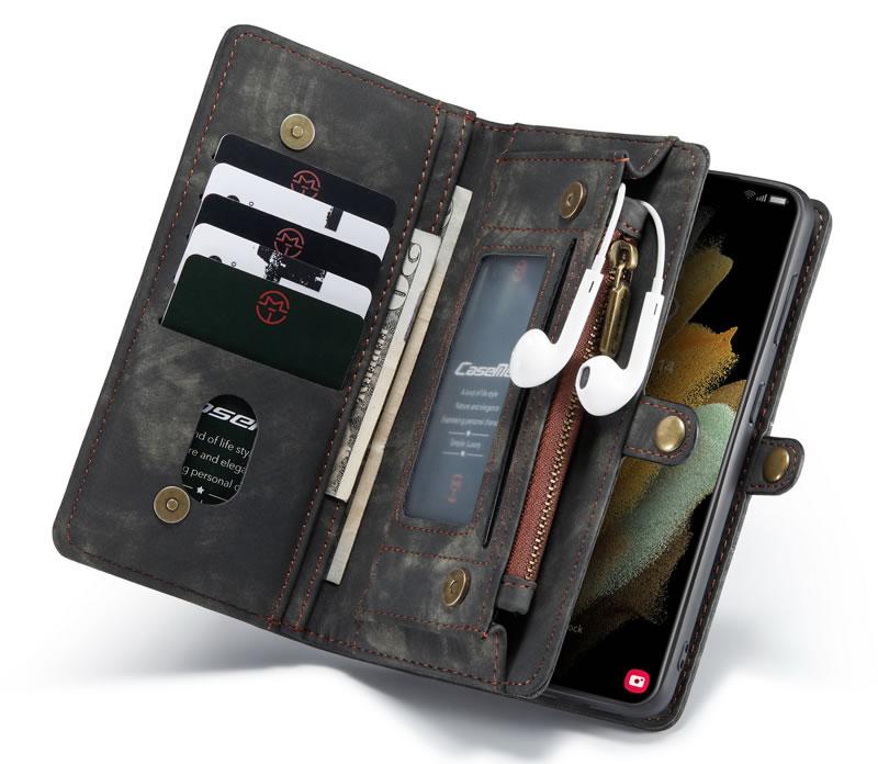 CaseMe Samsung Galaxy S21 Plus Wallet Case