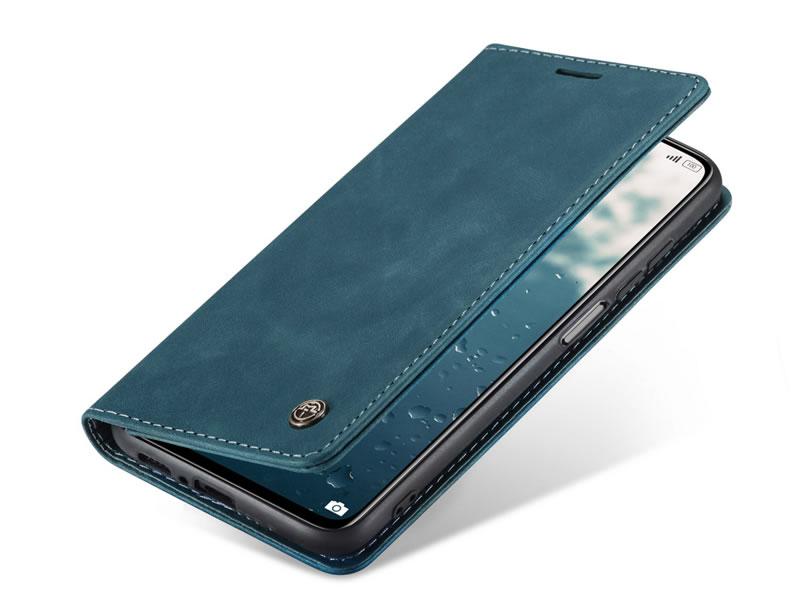 CaseMe Xiaomi Mi 10T Leather Wallet Case