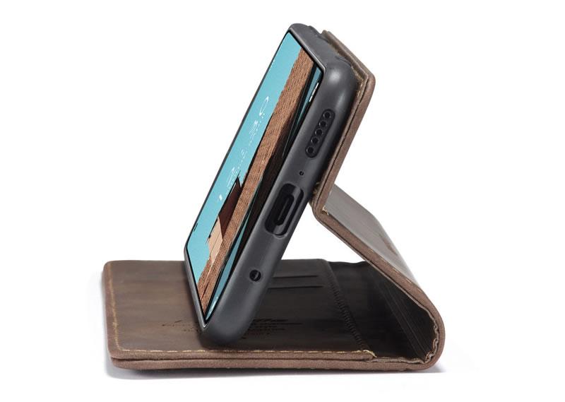 CaseMe Xiaomi Mi 10T Lite Leather Wallet Case