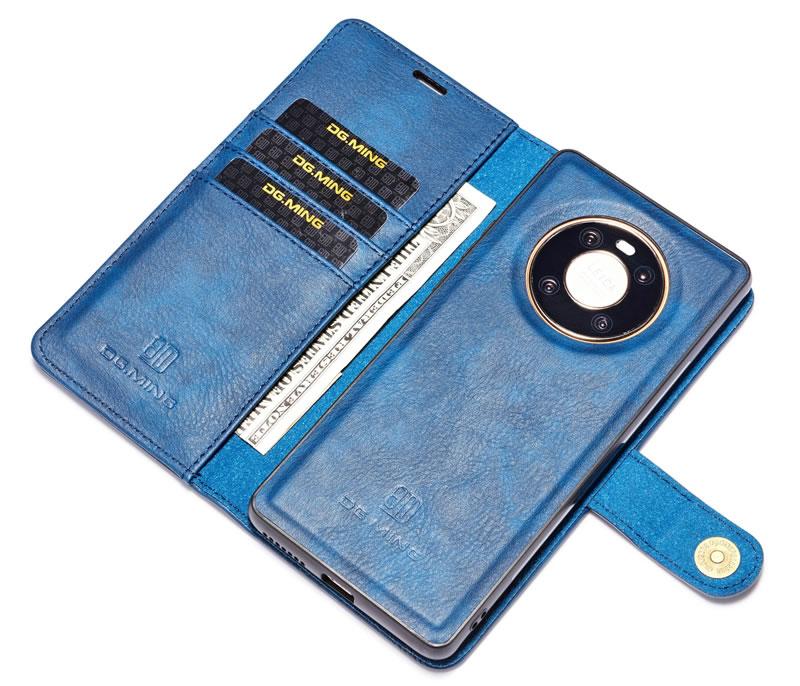 DG.MING Huawei Mate 40 Pro Wallet Case