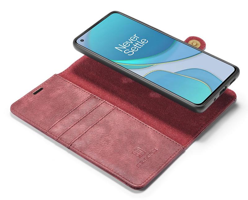 DG.MING OnePlus 8T Wallet Case