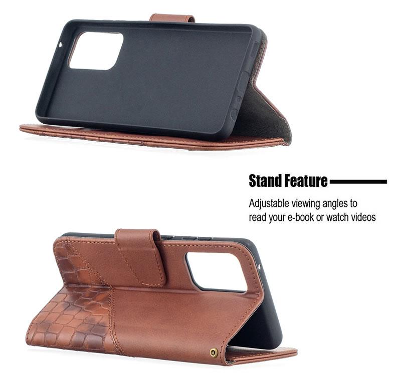 Binfen Color Samsung Galaxy A52 5G Leather Case
