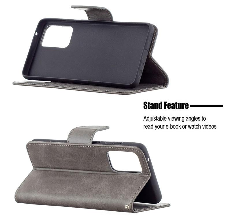 Binfen Color Samsung Galaxy A72 5G Leather Case