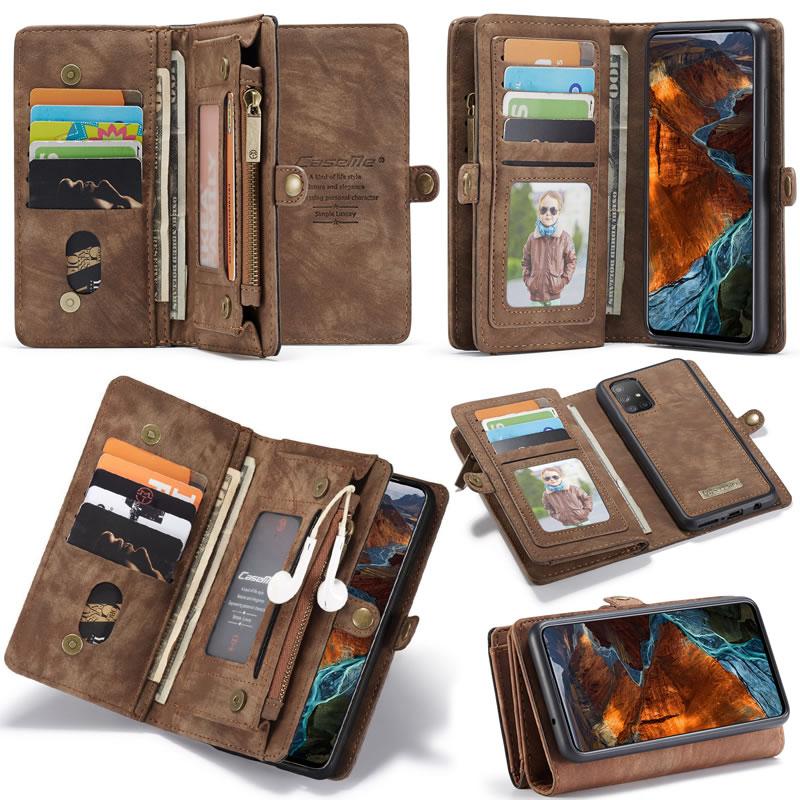 CaseMe Samsung Galaxy A51 Wallet Case