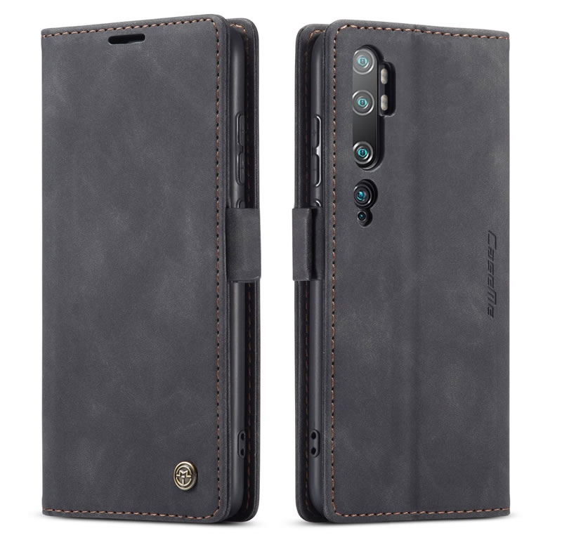 CaseMe Xiaomi Mi Note 10 Leather Wallet Case