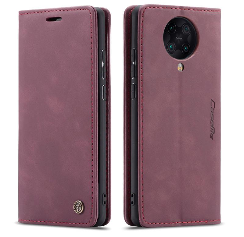 CaseMe Xiaomi Redmi K30 Pro Leather Wallet Case