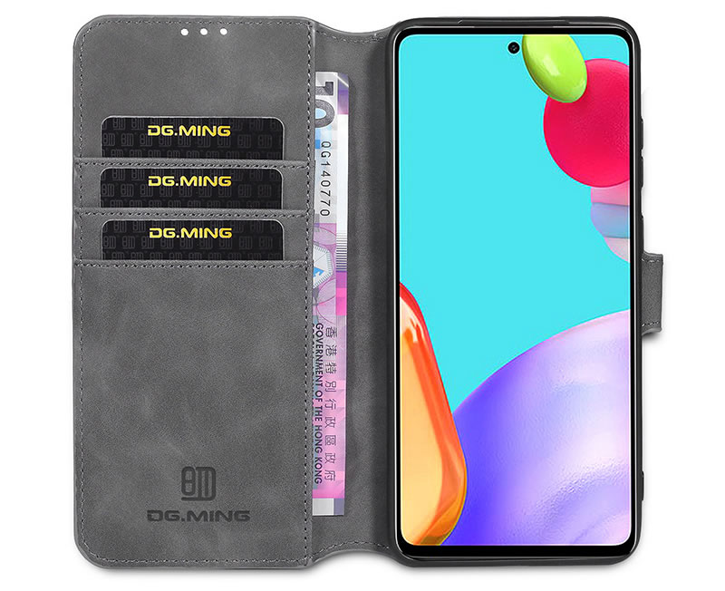 DG.MING Samsung Galaxy A52 5G Retro Case
