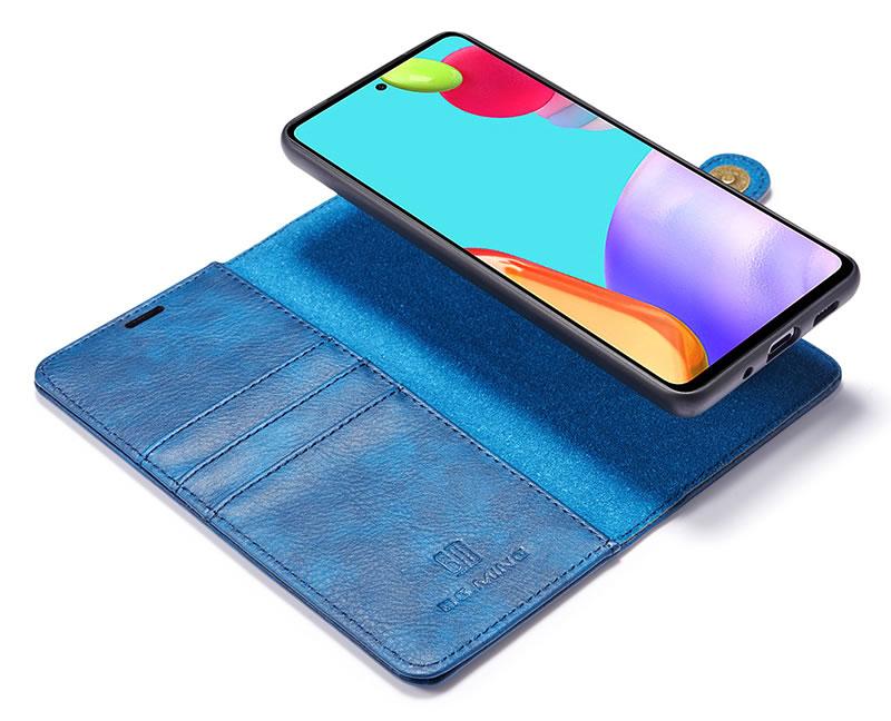 DG.MING Samsung Galaxy A52 5G Wallet Case