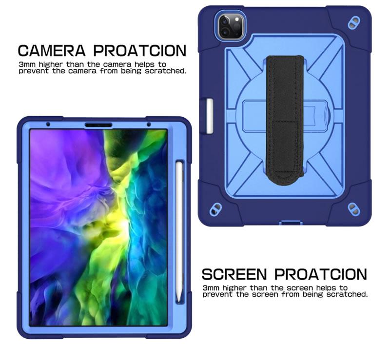 iPad Pro 11 Inch 2020 Heavy Duty Case