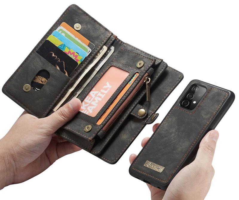 CaseMe Samsung Galaxy A52 5G Wallet Case