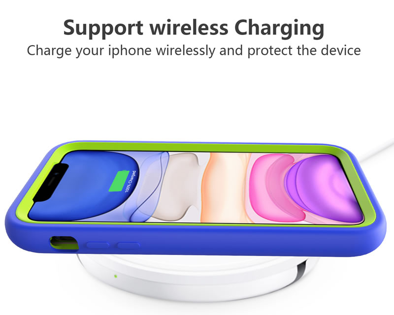 iPhone 11 Silicone Case