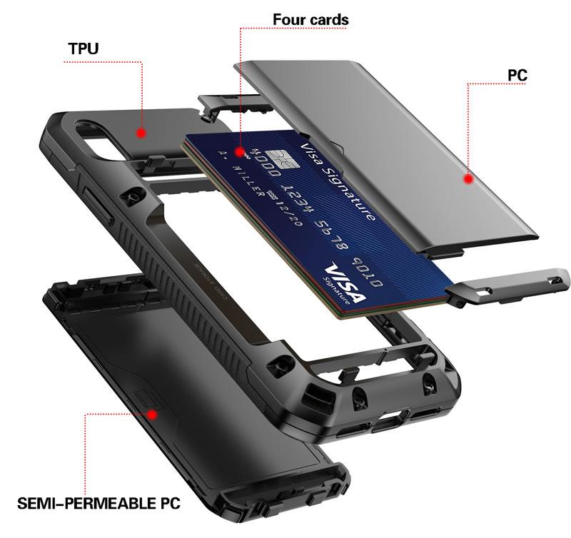 iPhone XR Armor Case