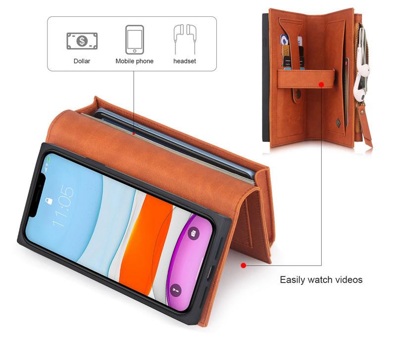 POLA iPhone 11 Wallet Case