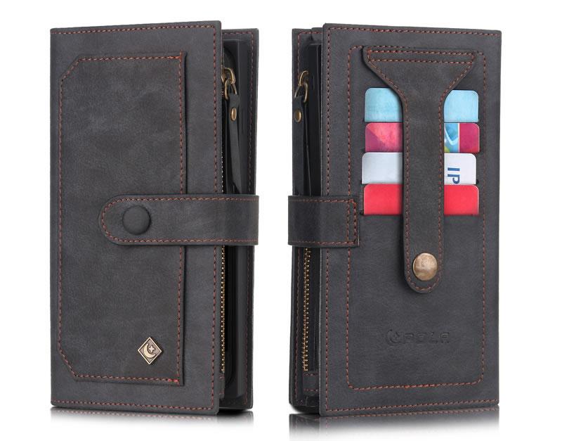 POLA Samsung Galaxy Note 8 Wallet Case